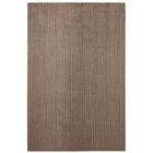 Bettie Hand-Tufted Leather Area Rug Rug Size: Rectangle 9' x 12'