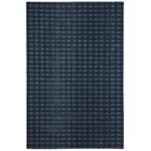 Bettie Hand-Tufted Navy Area Rug Rug Size: Rectangle 6' x 9'