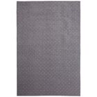 Bettie River Hand-Tufted Stone Gray Area Rug Rug Size: Rectangle 6' x 9'