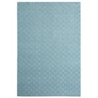Bettie Hand-Tufted Light Bue Area Rug Rug Size: Rectangle 6' x 9'