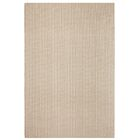 Bettie hand-Tufted Leather Area Rug Rug Size: Rectangle 6' x 9'