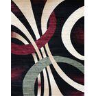 Bennet Black/Cream Indoor/Outdoor Area Rug Rug Size: Rectangle 3'11