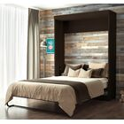 Beecroft Murphy Bed Headboard Color: Dark Chocolate, Size: Queen