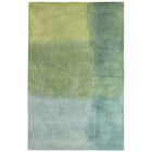 Mullican Watercolors Hand-Tufted Wool Blue/Green Area Rug Rug Size: Runner 2'3