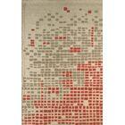Clara Hand Tufted Sorbet Area Rug Rug Size: Rectangle 8' x 10'