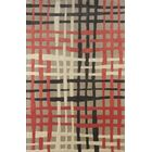 Courtney Hand Tufted Sorbet Area Rug Rug Size: Rectangle 8' x 10'