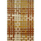 Courtney Hand-Tufted Sorrel Area Rug Rug Size: Rectangle 5' x 8'