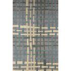 Courtney Hand-Tufted Sky Blue Area Rug Rug Size: Rectangle 4' x 6'