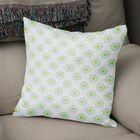 Stringfellow Throw Pillow Size: 24