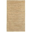 Hermbusche Classic Hand-Braided Natural Area Rug Rug Size: Rectangle 8' x 10'
