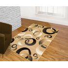 Champagne Area Rug Rug Size: 8' x 11'