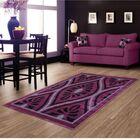 Purple Area Rug Rug Size: 8' x 11'