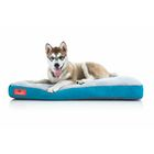 Soft Shredded Memory Foam Pet Bed Color: Teal, Size: XXXL (52