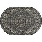 Channel Gray Area Rug Rug Size: 11' x 14'9