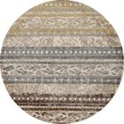 Hersom Beige Area Rug Rug Size: 3'11 x 5'7