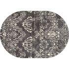 Hewish Gray Area Rug Rug Size: 10'11 x 15
