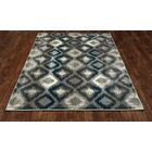 Hershberger Gray Area Rug Rug Size: 6'7 x 9'6