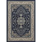 Lang Navy Area Rug Rug Size: 5'3 x 7'7