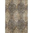 Devay Dark Gray/Cream Area Rug Rug Size: 10'11 x 15