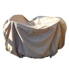Table and Chairs Cover Size: Large (fits 54