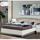 Queen Panel 3 Piece Bedroom Set Finish: White