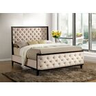 Bachand Upholstered Platform Bed Size: California King