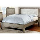 Siding Spring Upholstered Panel Bed Size: King