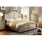 Adams Upholstered Platform Bed Size: California King