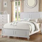 Laguna Panel Bed Size: California King