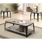 Oldlake 3 Piece Coffee Table Set