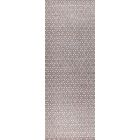 Norman Hand-Woven Brown Area Rug Rug Size: 4' x 6'