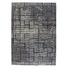 Burbank Hand-Woven Gray Area Rug Rug Size: 8' x 10'