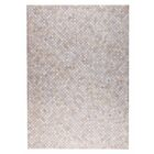 Chess Hand woven White Area Rug Rug Size: 5' x 8'