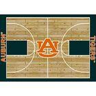 NCAA College Home Court Auburn Novelty Rug Rug Size: Rectangle 10'9