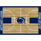 NCAA College Home Court Penn State Novelty Rug Rug Size: Rectangle 5'4