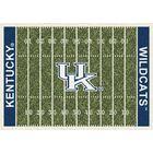 NCAA Home Field Novelty Rug Rug Size: Rectangle 3'10