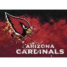 NFL Team Fade Novelty Rug NFL Team: Arizona Cardinals
