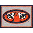 Collegiate Auburn University Doormat Mat Size: Rectangle 3'10