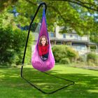 Kaylan Adjustable Metal Hammock Chair Stand