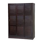 Pridemore Armoire Finish: Java