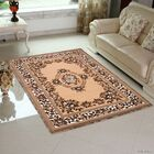Hand-Woven Brown Area Rug Rug Size: 5'2