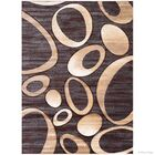 Brown Area Rug Rug Size: Rectangle 5'2