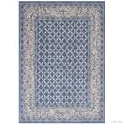Benningfield All Weather Blue Indoor/Outdoor Area Rug Rug Size: 5' x 7'