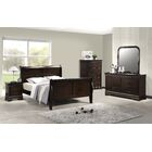 Bernardo Panel 5 Piece Bedroom Set Bed Size: California King