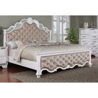 Bilbo Upholstered Panel Bed Size: California King