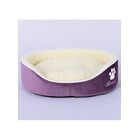 Faux Lamb Fur Dog Bed Size: Small (23