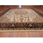 Brown/Beige Area Rug Rug Size: Rectangle 10' x 13'