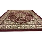 Red Area Rug Rug Size: Rectangle 4' x 6'