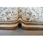Gold Area Rug Rug Size: 5'3