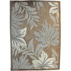 Buckner Brown Area Rug Rug Size: 5'3